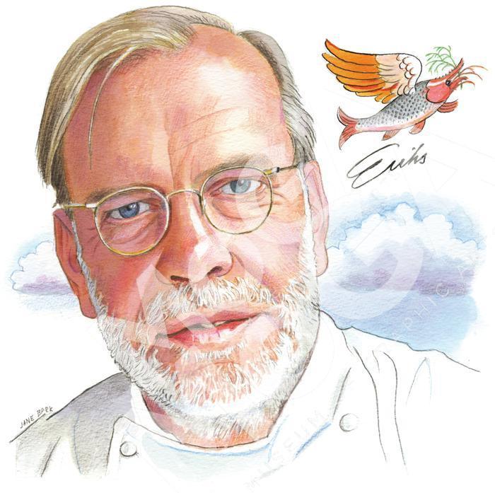 Erik Lallerstedt i Fokus