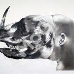 2500. Tord Lund – man-mask – DSCF5555 kopia