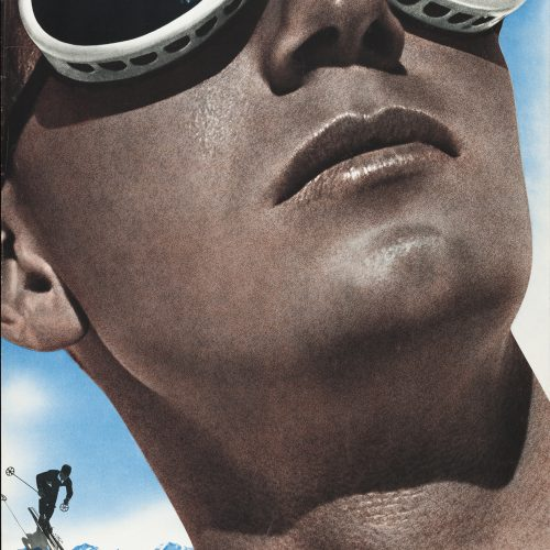 Pontresina, 1936  Herbert Matter.