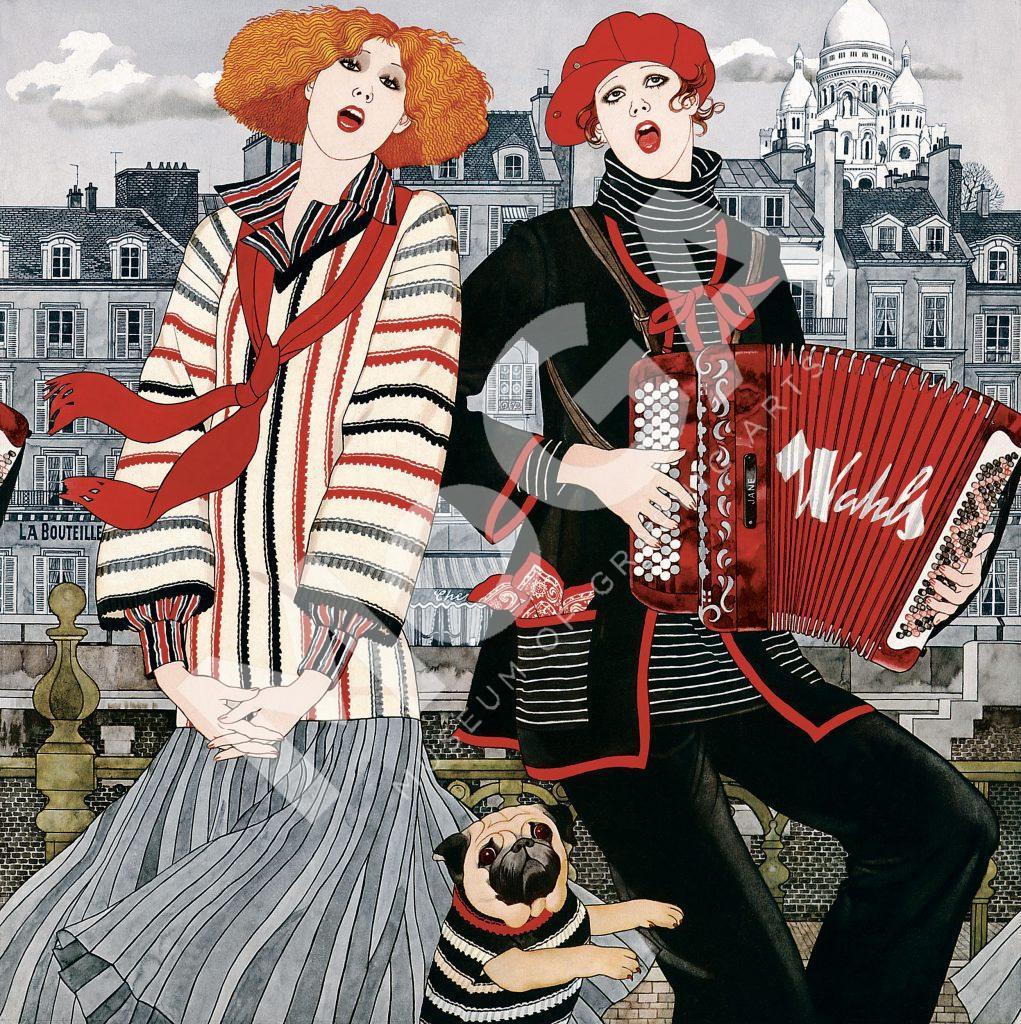 Wahls i Paris
