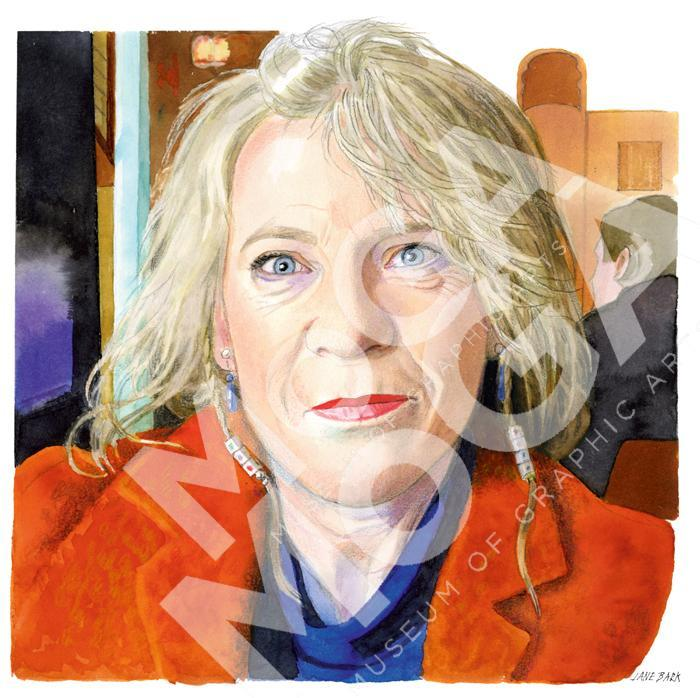 Anette Kullenberg i Fokus