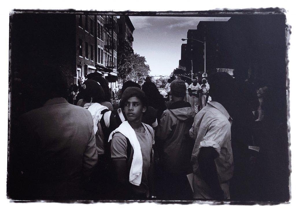 Foto: John Bark, East Village 1984