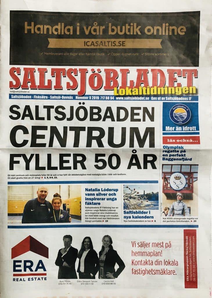 Saltisbladet