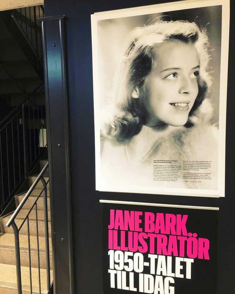 Jane skylt 16 år