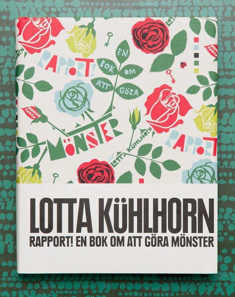 Rapport! En bok om att göra mönster  Bonnier Fakta
